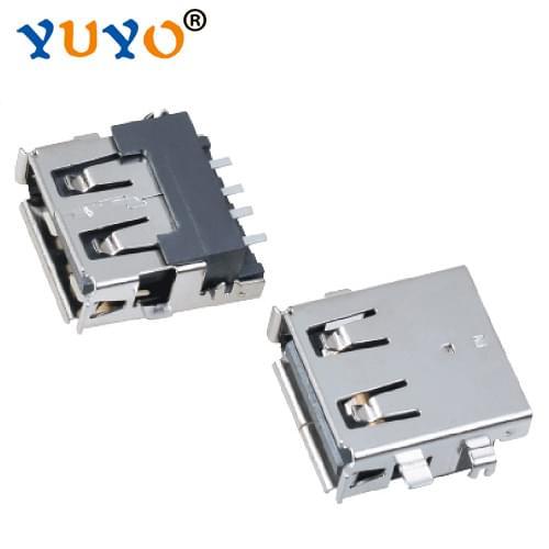 USB A母沉板反向式(USB-A-06F)