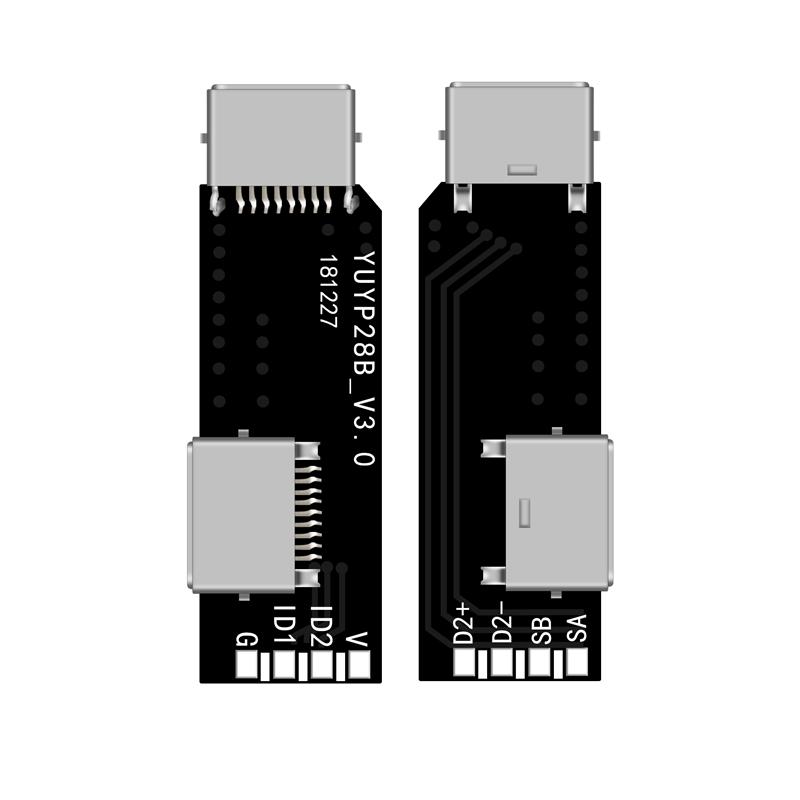 苹果音频母座板YUYP28B